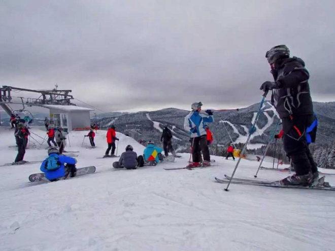Гірськолижний тур на Різдво.Фото1