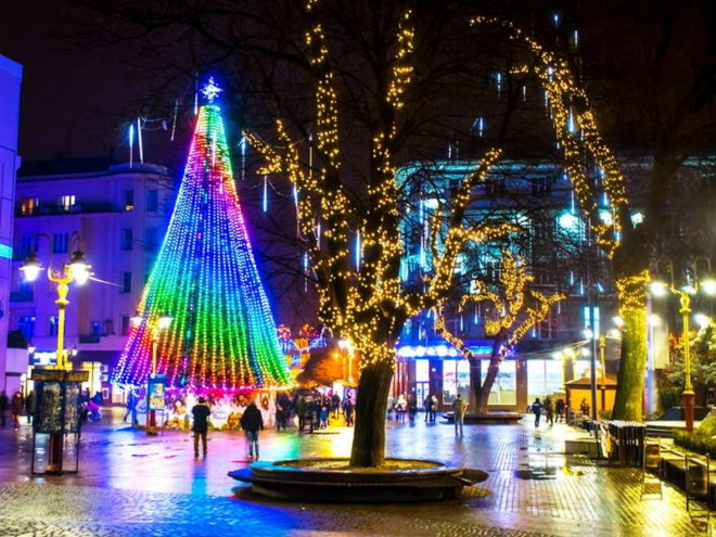 Новогодний тур в Карпаты 2019. Фото19