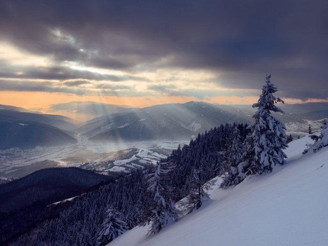 Экскурсионно – оздоровительный тур на Новый Год в Закарпатье.Фото2