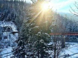 Новогодний тур в Карпаты Фото5