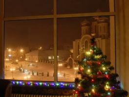 Новогодний автобусно - экскурсионный тур в Закарпатье.Фото2