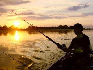 Рыбалка на озере Свитязь