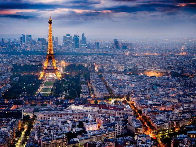 Бонжур Лямур: Париж, Диснейленд и Люксембург!