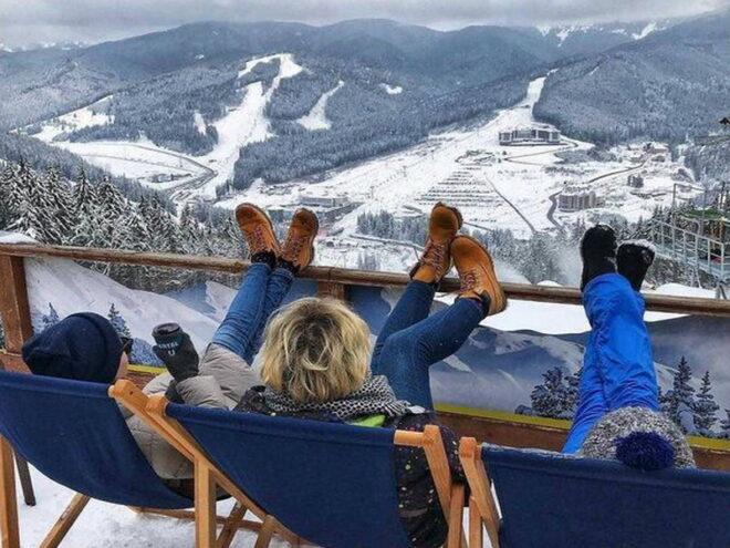 Зимний отдых в горах от туроператора этнотур